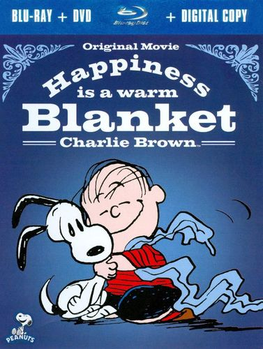 Happiness Is a Warm Blanket, Charlie Brown [Blu-ray] [2011] 7344311