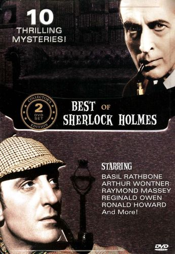 Best of Sherlock Holmes Collection [2 Discs] [Tin Case] [DVD] 7351287