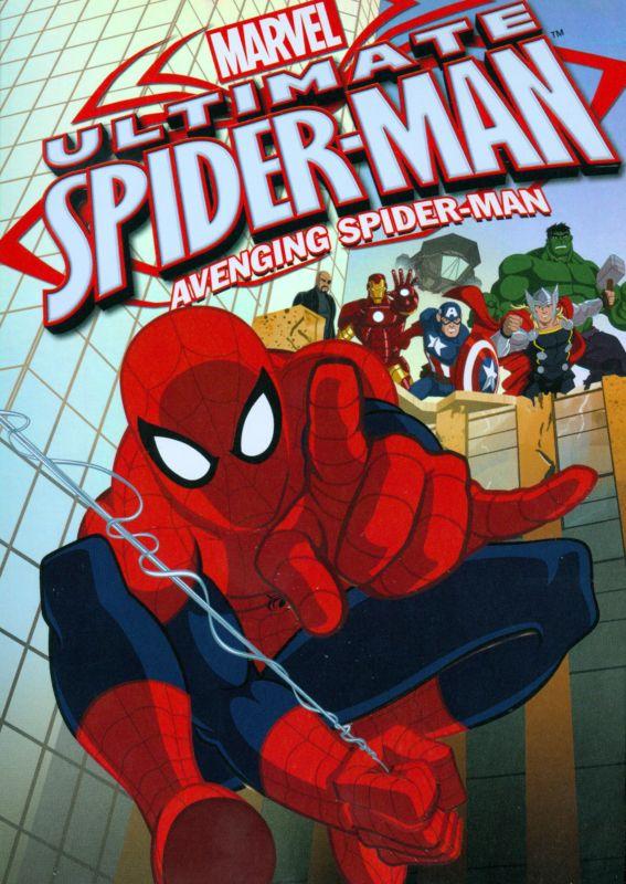 Ultimate Spider-Man: Avenging Spider-Man [2 Discs] [DVD] 7358068