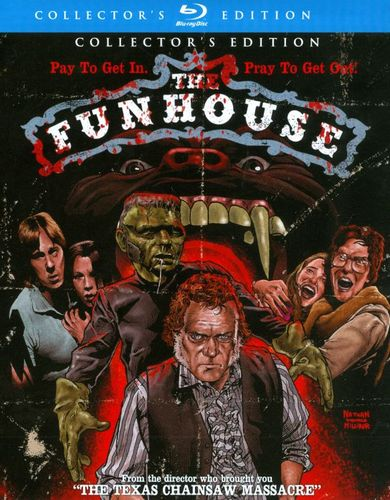 The Funhouse [Collector's Edition] [Blu-ray] [1981] 7359049