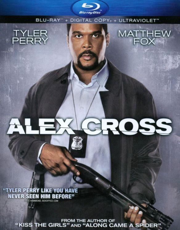 Alex Cross [Blu-ray] [2012] 7361132