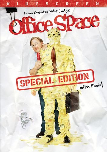 Office Space [WS] [Special Edition] [DVD] [1999] 7372078
