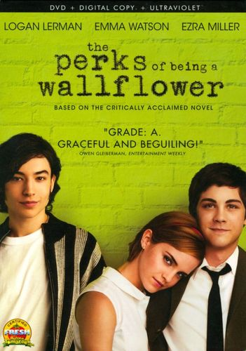 The Perks of Being a Wallflower [Includes Digital Copy] [DVD] [2012] 7373112