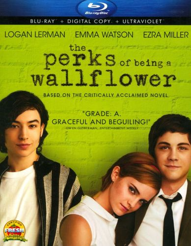 The Perks of Being a Wallflower [Includes Digital Copy] [Blu-ray] [2012] 7373121