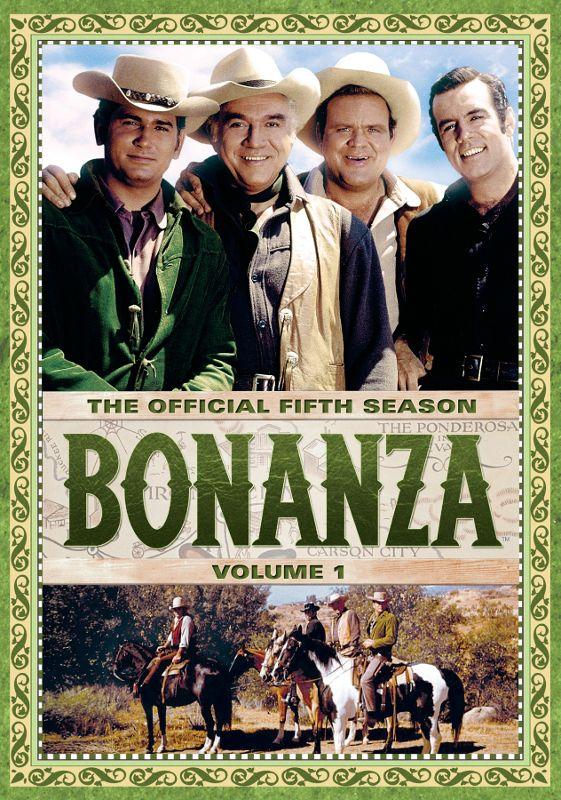 Bonanza: The Official Fifth Season, Vol. 1 [5 Discs] [DVD]