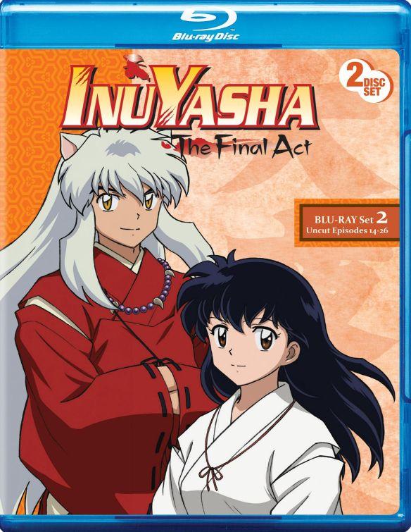Inu Yasha: The Final Act - Set 2 [2 Discs] [Blu-ray] 7380063