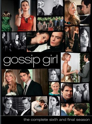 Gossip Girl: The Complete Sixth and Final Season [DVD] 7381053