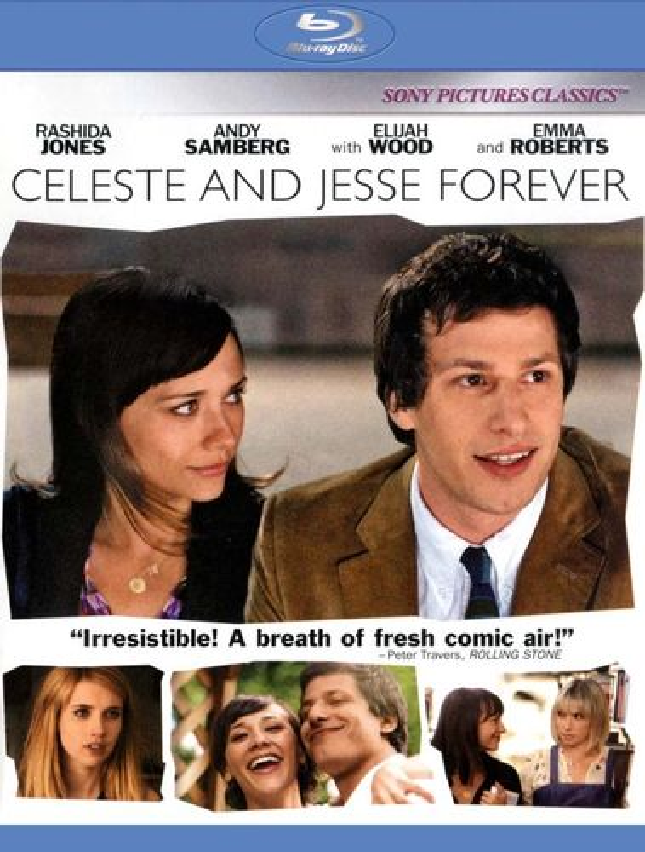 Celeste and Jesse Forever [Blu-ray] [2011] 7383121