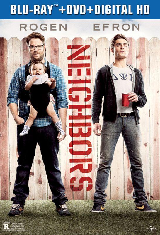 Neighbors [Includes Digital Copy] [Blu-ray/DVD] [2014] 7383349