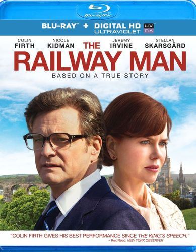 The Railway Man [Includes Digital Copy] [UltraViolet] [Blu-ray] [2013] 7383516