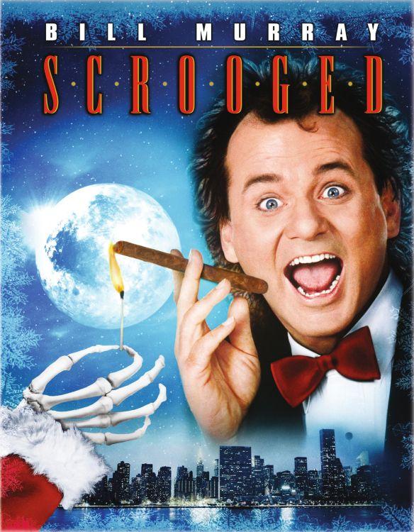 Scrooged [Blu-ray] [1988] 7388171