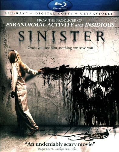 Sinister [Includes Digital Copy] [Blu-ray] [2012] 7420074