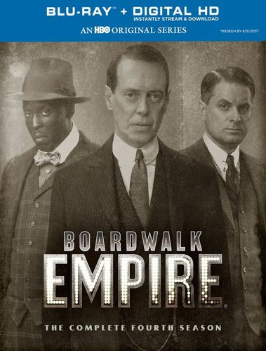 Boardwalk Empire: The Complete Fourth Season [Blu-ray] 7425297