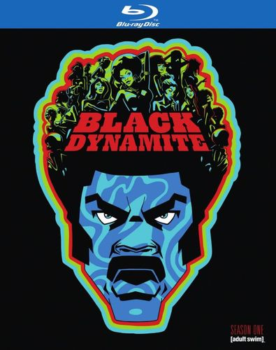 Black Dynamite: Season One [Includes Digital Copy] [UltraViolet] [Blu-ray] 7425425