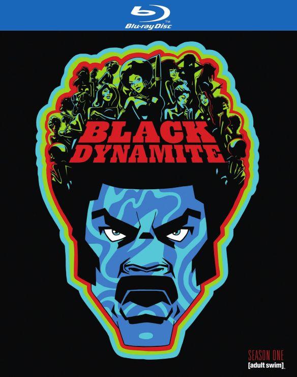 Black Dynamite: Season One [Includes Digital Copy] [UltraViolet] [Blu-ray] 7425425
