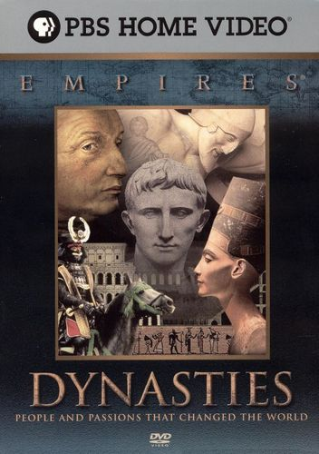 Empires: Dynasties [5 Discs] [DVD] 7425878