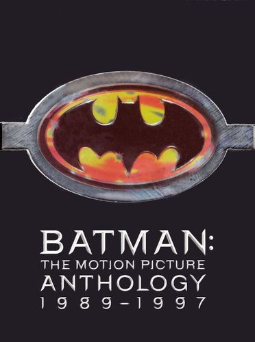 Batman: The Motion Picture Anthology 1989-1997 [8 Discs] [DVD] 7429437