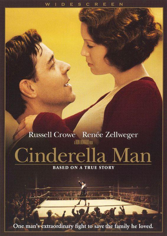 Cinderella Man [WS] [DVD] [2005] 7429856