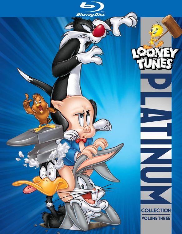 Looney Tunes: Platinum Collection, Vol. 3 [3 Discs] [Blu-ray] 7432039