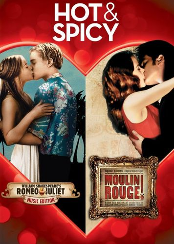 Hot & Spicy: William Shakespeare's Romeo + Juliet/Moulin Rouge [2 Discs] [DVD] 7432237