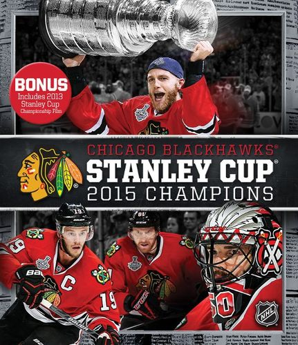 2015 Stanley Cup Champions [Blu-ray] [2015] 7433502
