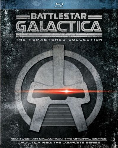 Battlestar Galactica: The Remastered Collection [8 Discs] [Blu-ray] 7433566