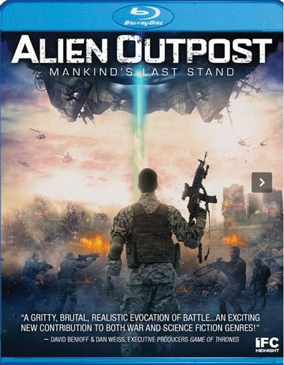 Alien Outpost [Blu-ray] [2014] 7433584