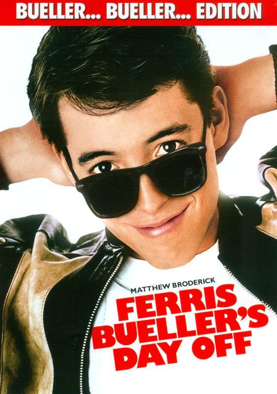 Ferris Bueller's Day Off [DVD] [1986] 7444513