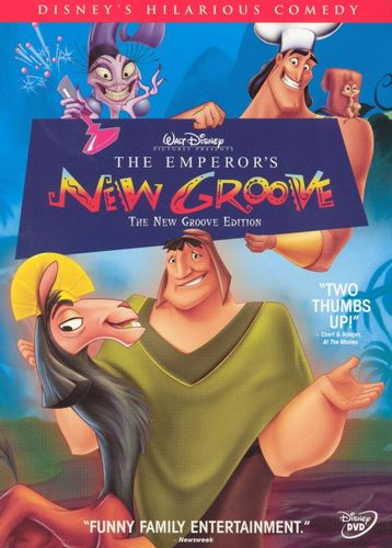 The Emperor's New Groove [The New Groove Edition] [DVD] [2000]