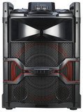 LG 400W Speaker System Black/Red OM5541