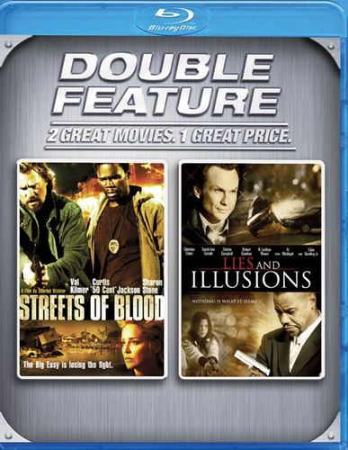 Streets of Blood/Lies and Illusions [Blu-ray] 7457447