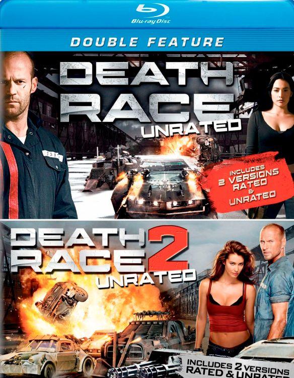 Death Race/Death Race 2 [2 Discs] [Blu-ray] 7457456