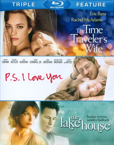 The Time Traveler's Wife/P.S. I Love You/The Lake House [3 Discs] [Blu-ray] 7459288