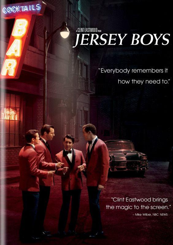 Jersey Boys [Includes Digital Copy] [UltraViolet] [DVD] [2014] 7470035