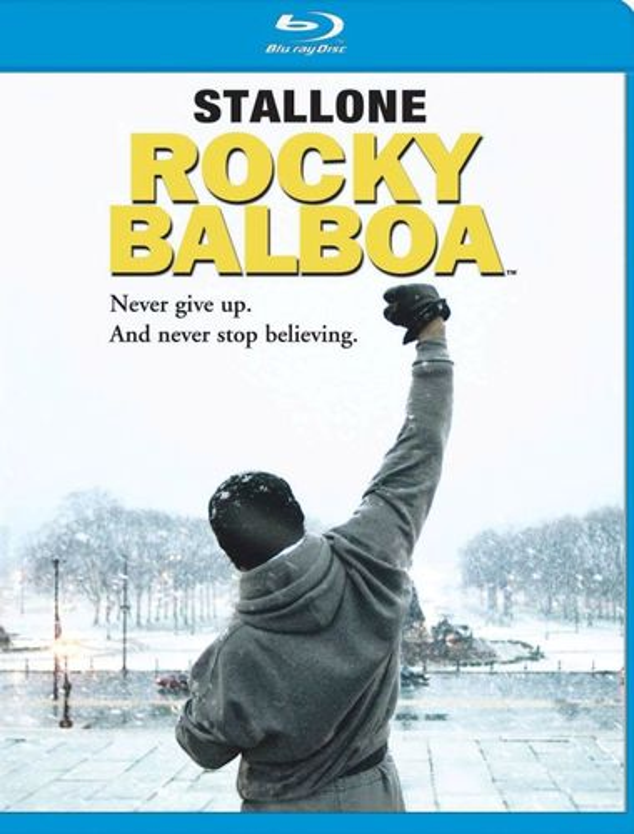 Rocky Balboa [Blu-ray] [2006] 7477001
