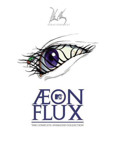 Aeon Flux: The Complete Animated Collection [3 Discs] [DVD] 7477795