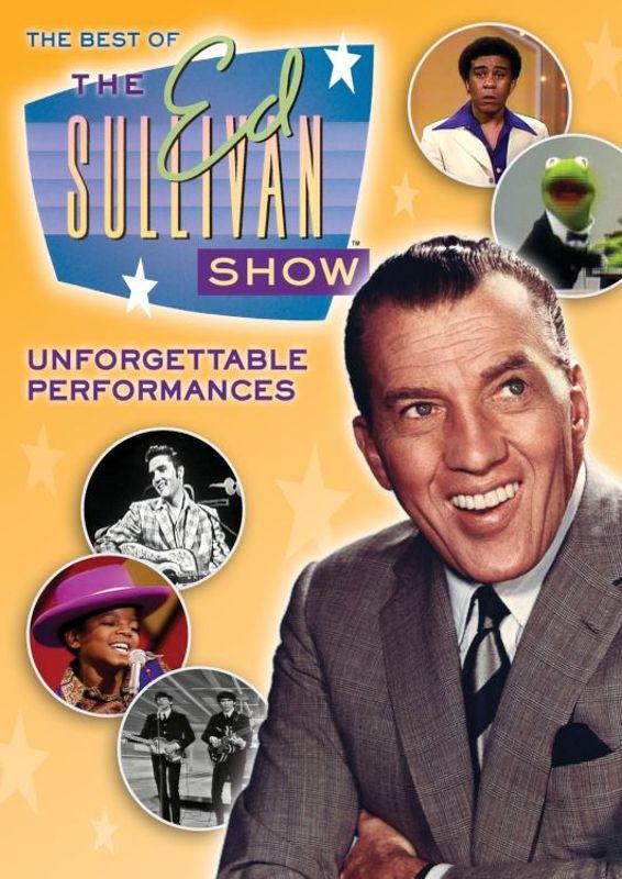 The Ed Sullivan Show: The Best of the Ed Sullivan Show - Unforgettable Performances [DVD] 7479484