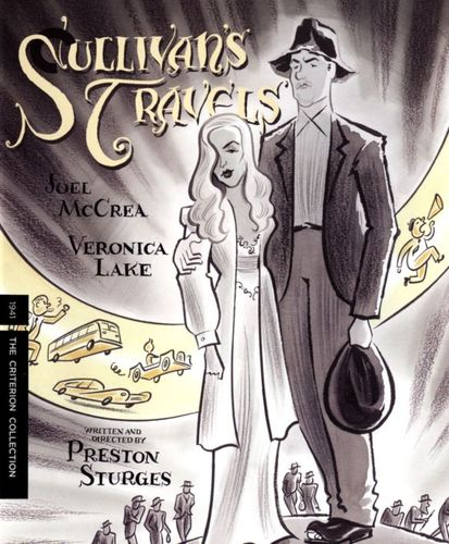 Sullivan's Travels [Criterion Collection] [Blu-ray] [1941] 7479546