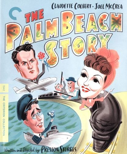 The Palm Beach Story [Criterion Collection] [Blu-ray] [1942] 7479564