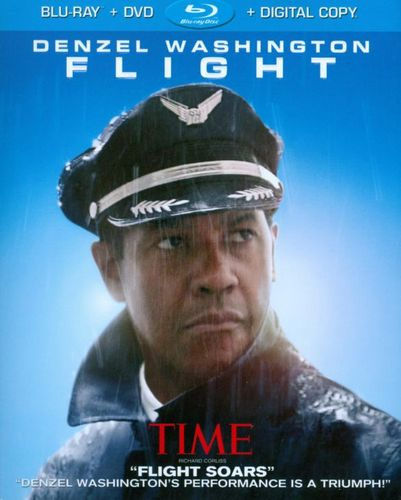 Flight [2 Discs] [Includes Digital Copy] [Ultraviolet] [Blu-ray/DVD] [2012] 7482103