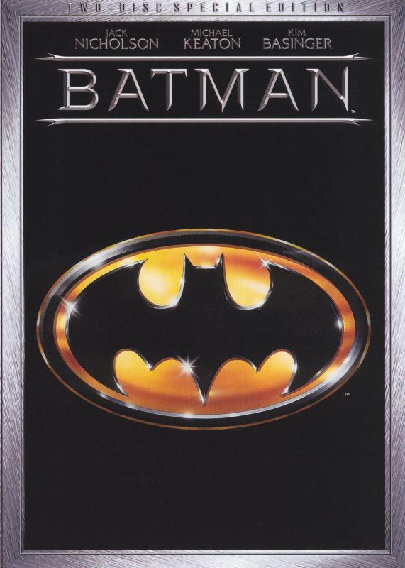 Batman [2 Discs] [DVD] [1989] 7486776