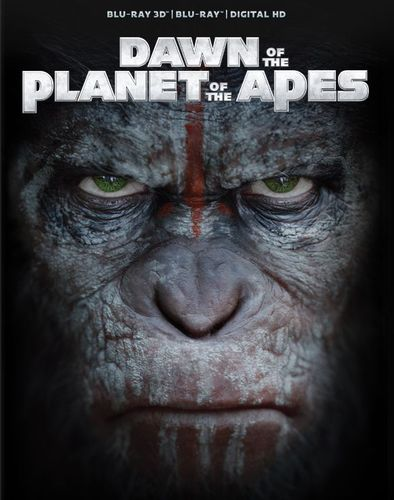 Dawn of the Planet of the Apes [Includes Digital Copy] [UltraViolet] [3D] [Blu-ray] [Blu-ray/Blu-ray 3D] [2014] 7502191