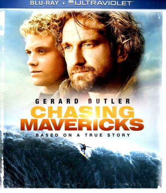 Chasing Mavericks [Blu-ray] [2012] 7507124