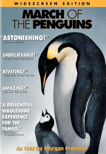 March of the Penguins [DVD] [2005] 7528491