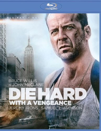 Die Hard With a Vengeance [2 Discs] [Blu-ray/DVD] [1995] 7532166
