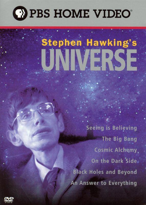Stephen Hawking's Universe [3 Discs] [DVD] 7535296