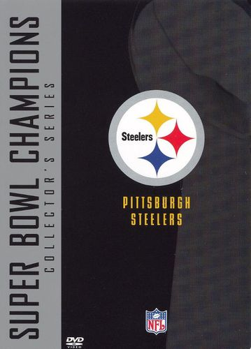 Pittsburgh Steelers: Super Bowl Champions [2 Discs] [DVD] [2005] 7542108