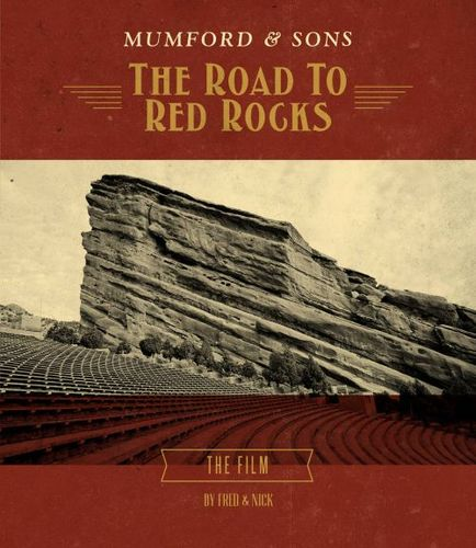 The Road to Red Rocks [Video] [Blu-Ray Disc] 7542311