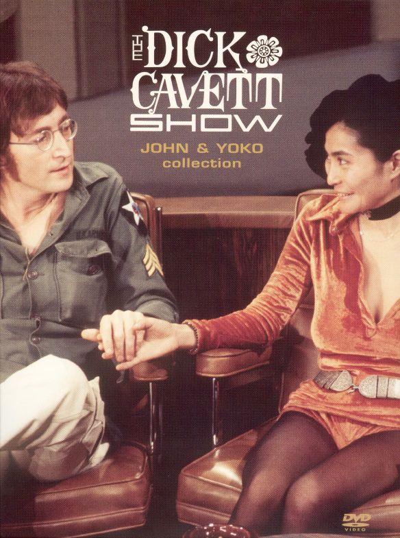 The Dick Cavett Show: John and Yoko Collection [2 Discs] [DVD] 7543615