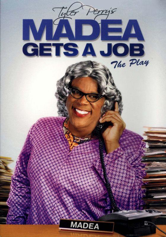 Tyler Perry's Madea Gets a Job [DVD] [2012] 7547325